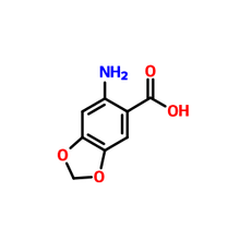 20332-16-5 6-Aminobenzo [d] [1,3] Dioxole-5-carboxylic Säure