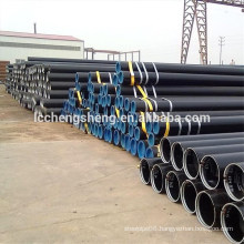 ASTM A134 / ASME SA134 EFW steel pipes with straight seam factory price