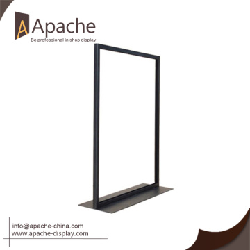 Hot selling!!! Popular Trade Assurance poster display rack