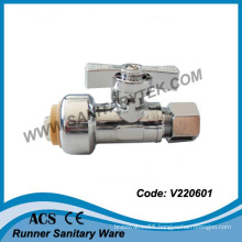 Push Connect Straight Ball Valve (V220601)