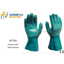 Гранулированная блокирующая блокировка нитрила (N7100)