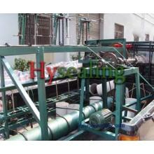 Máquina de torsión de hilo para hilo de embalaje de tejido