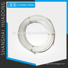 pure white ptfe tube