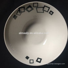 daily using ceramic bowl
