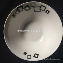 """5 """"керамическая салатная чаша оптом фарфоровая салатная чаша"""