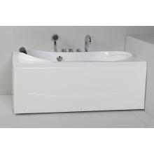 Acrylic Square Massage Bathtub (JL814)