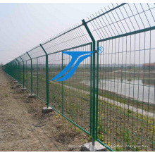 Ts-China Professionelle Zaun Fabrik Anti-Climb High Security Drahtzaun
