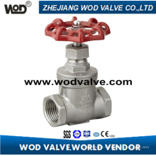 Stainless Steel Gate Valve 200wog