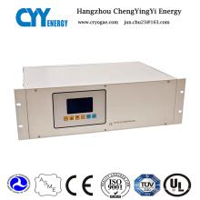 Analyseur d'oxygène portatif de trace de zircone / appareil de contrôle