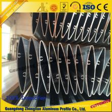 Perfil de Extrusão de Alumínio Personalizado para Todos os Tipos de Persianas