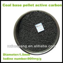 Charbon actif à base de charbon utilisé dans l'industrie alimentaire, les boissons, le vin et les aliments raffinés et décolorés