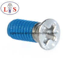 Csk Head Bolt Flat Head Hexagonal Socket Bolt with Nylok