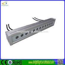 12 * 3w Tri Farbband pix ip65 LED Licht
