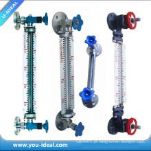 Medidor de nível de vidro de nível de vidro - Medidor de nível de água do tubo de vidro