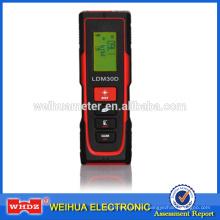 medidor de distancia láser digital LDM30D con medición láser de área y volumen