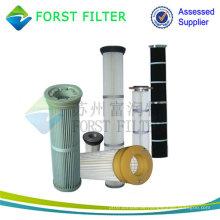FORST Papiertüte Luftfilter Aluminium für Industriemaschine