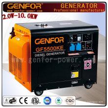 China Factory Directly Price Meilleur fabricant de générateur diesel de qualité 7kVA