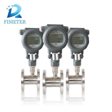 top quality oil liquid turbine float flowmeter