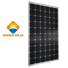 Panel solar de silicio monocristalino 140W-170W