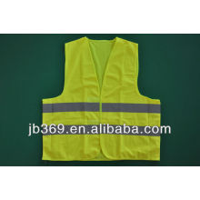 EN471 HIGH VISIBLILITY SECURITY VEST