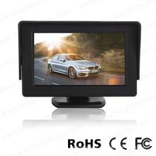 4.3 pulgadas TFT LCD coche de pantalla táctil de automóviles de monitor de visión trasera