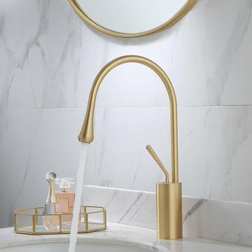 New Brass Basin Faucet