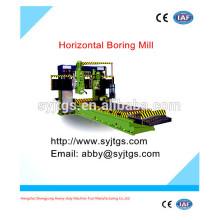 Usado horizontal perfuração moinho preço da máquina para venda