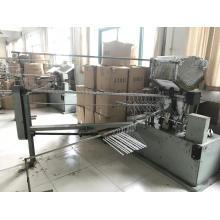 Máquina de fabricação de revestimento de tubos de suporte de papel mais vendida