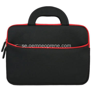 Fashion Zipper Neopren Laptop Sleeve för skolan