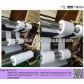 Folha branca do PVC, folha rígida do PVC plástico para a impressão, folha do PVC