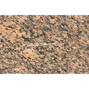 Natuurlijke Giallo California Granite Stone Wholesale