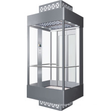 Panoramic Passenger Elevator for Commercial Use