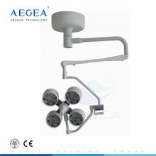 AG-LT013B quirófano examen un brazo 52 piezas bombillas led lámparas quirúrgicas médica
