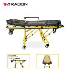 DW-S002 civière trolley aluminium alliage civière ambulance