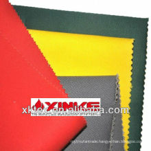 EN11611 CVC flame retardant and anti-static fabric for coverall