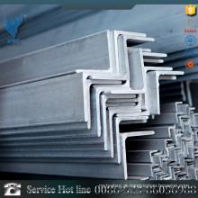 304L igual ângulo de barras de aço inoxidável pickled com certificação CE