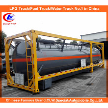 20′ Fuel Container Tanker in 40′ ISO Oil Container Tank