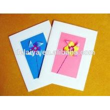 Paper Custom Design Holiday Greeting Card