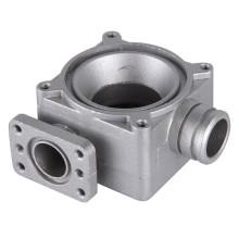 Vanne à gaz en aluminium