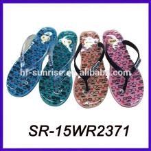 new summer jelly slippers pvc strap slipper pvc slipper