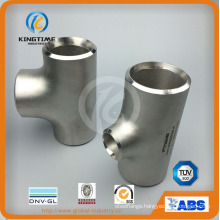 Stainless Steel Equal Tee Wp316/316L Pipe Fitting to ASME B16.9 (KT0036)
