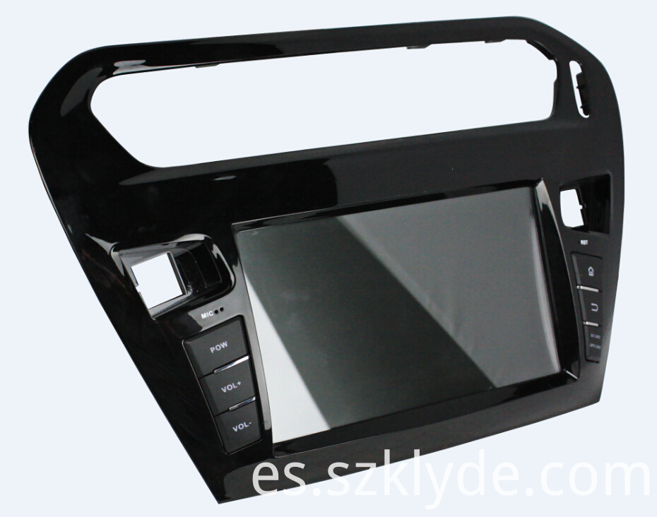 Peugeot PG 301 Car DVD Player