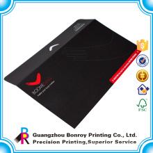 Seal and Peel High Quality DL Black Envelope Printing