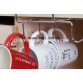 Metall-Chrom-Schrank Hänge-Cup-Halter / Rack
