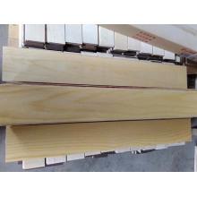 Revestimento de madeira projetado do vidoeiro de 15mm