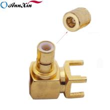 Conector de ángulo recto al por mayor SMB de alta calidad para PCB Mount