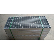 Hot DIP Galvanized Serrated Stee Construction Grating