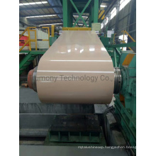 High Glossy Color Coated Prepainted Aluminum Sheet Coil PE Feve PVDF for ACP Acm Production