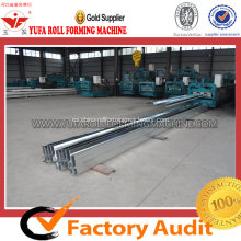 Bobinas de acero Floor Deck Roll Forming Machine
