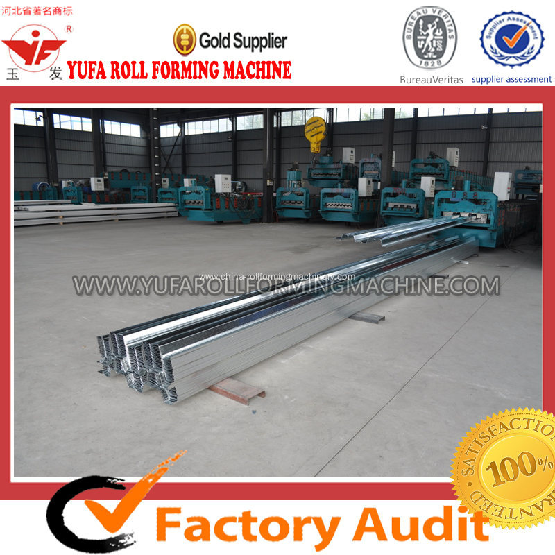 Coils of Steel Floor Deck Roll Forming Machine